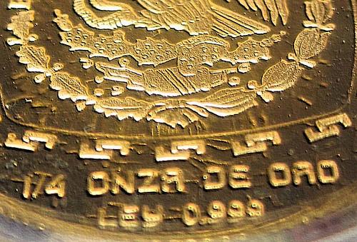 cotizacion de oro por gramo