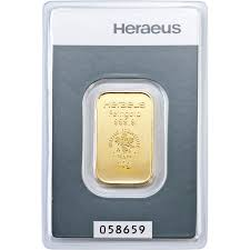 lingote oro 100 gramos