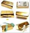 comprar lingotes de oro en bancos